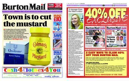Burton Mail – January 05, 2018