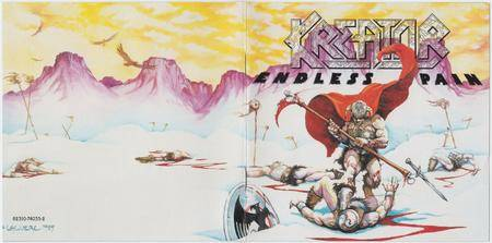 Kreator - Endless Pain (1985) [2005, Noise 82310-74035-2, Remasered] Repost