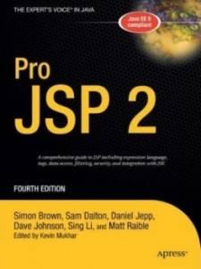 Pro JSP 2 4th Edition 2005