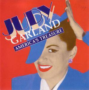 Judy Garland - America's Treasure (1986) {Del Rack} **[RE-UP]**