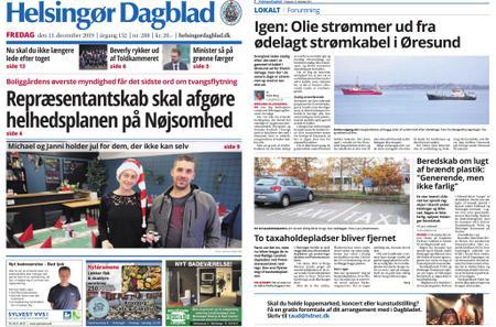 Helsingør Dagblad – 13. december 2019