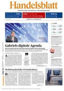 Handelsblatt - 22. September 2016