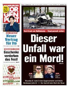 Hamburger Morgenpost - 15. Dezember 2017