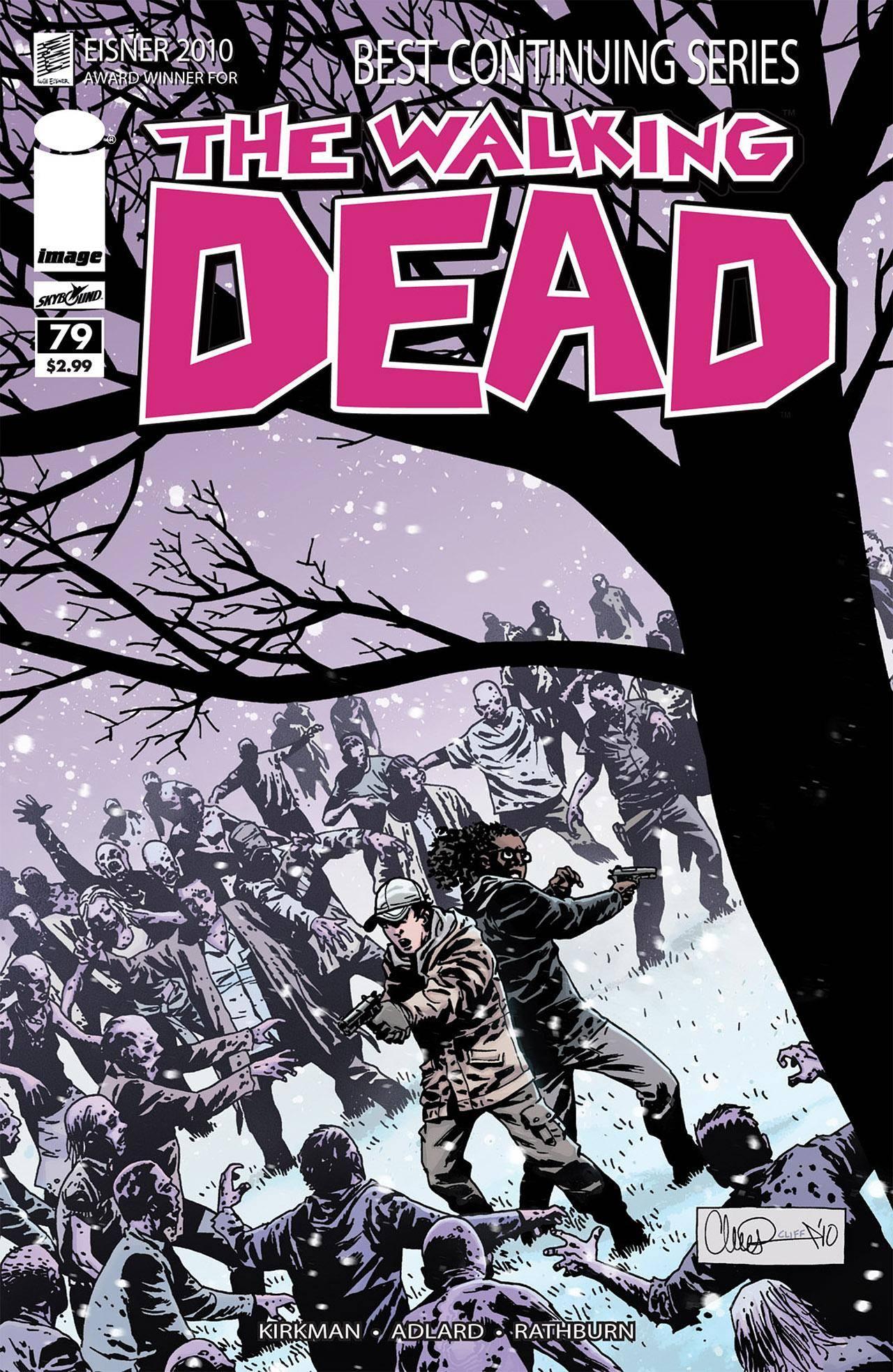 Walking Dead 079 2010 digital
