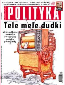 Tygodnik Polityka • 4 września 2019