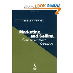 Marketing and Selling Construction Services