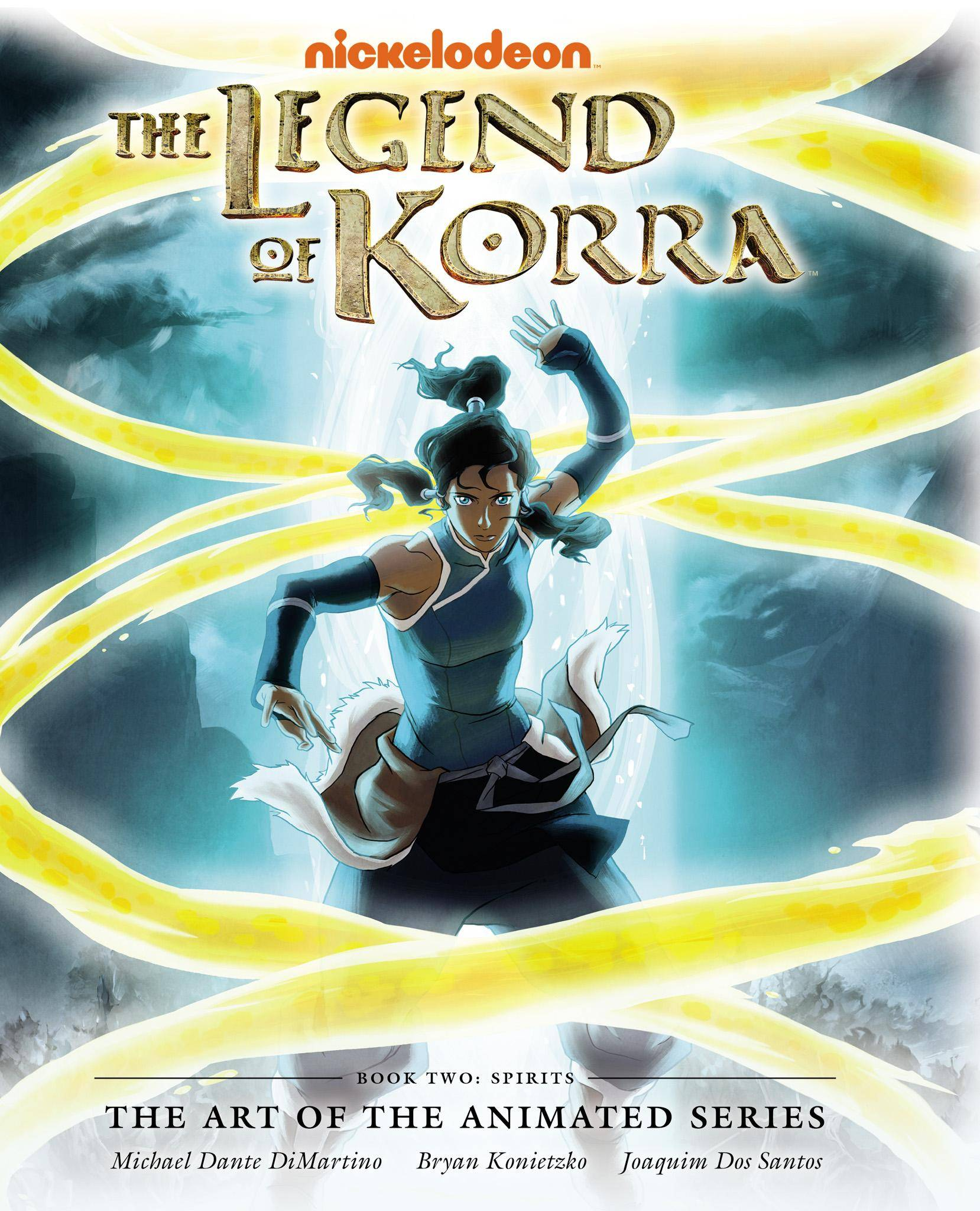 For Bishopall I could find The Legend of Korra The Art of the Animated Series Book 02 Spirits 2014 digital
