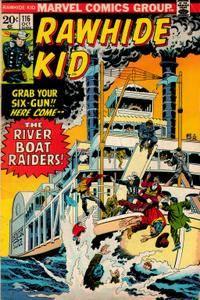 Rawhide Kid v1 116 1973