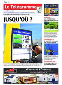 Le Télégramme Brest – 07 mai 2019