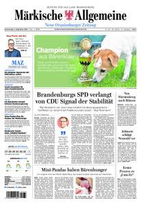 Neue Oranienburger Zeitung - 05. September 2019