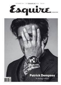 Esquire Singapore - December 2017