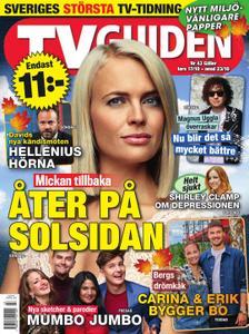 TV-Guiden – 15 oktober 2019