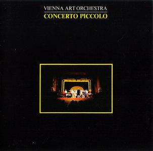 Vienna Art Orchestra - Concerto Piccolo (1980) [Re-Up]