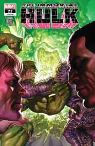 Immortal Hulk 023 2019 GreenGiant