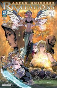 Aspen Universe - Revelations 001 2016 Digital Thornn-Empire