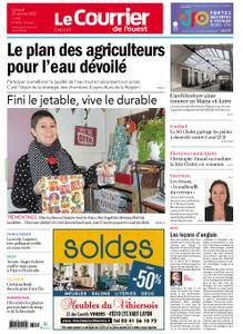 Le Courrier de l'Ouest Cholet – 25 janvier 2020