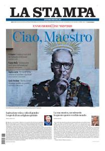 La Stampa Torino Provincia e Canavese - 7 Luglio 2020