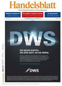 Handelsblatt - 23. März 2018