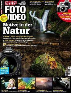 Chip Foto Video Germany Nr.11 - November 2017