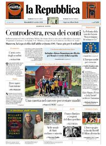 la Repubblica - 20 Ottobre 2021