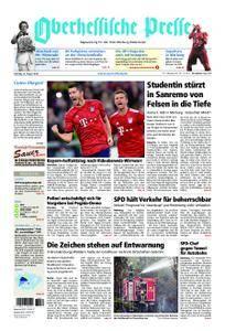 Oberhessische Presse Marburg/Ostkreis - 25. August 2018