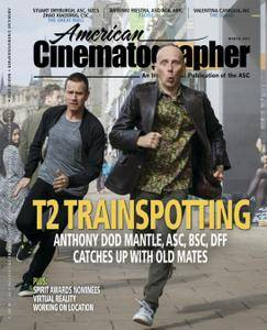 American Cinematographer - March 2017