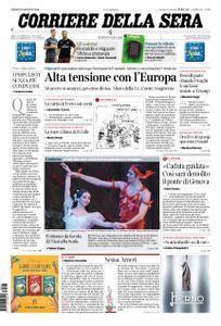 Corriere della Sera – August 25, 2018