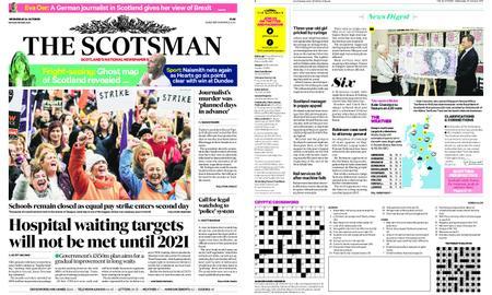 The Scotsman – October 24, 2018