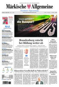 Märkische Allgemeine – 16. August 2019