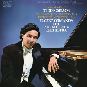 Tedd Joselson - Tchaikovsky: Piano Concerto No. 1 in B-Flat Minor, Op. 23 - Prokofiev: Piano Concerto No. 2 in G Minor, Op. 16