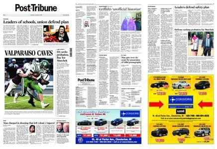 Post-Tribune – August 25, 2018