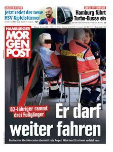 Hamburger Morgenpost – 26. Juni 2019