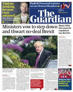 The Guardian - July 22, 2019