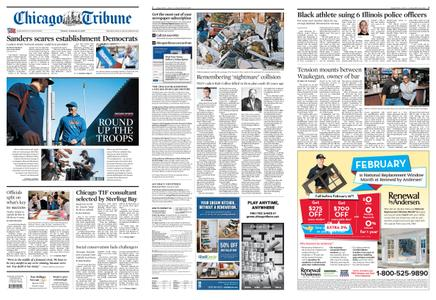 Chicago Tribune – February 18, 2020