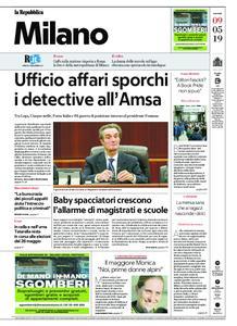 la Repubblica Milano – 09 maggio 2019