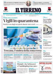 Il Tirreno Livorno - 20 Febbraio 2021