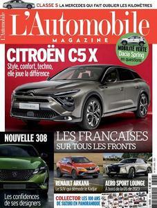 L'Automobile Magazine - Avril 2021