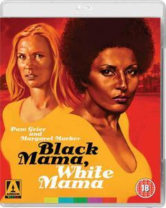 Black Mama White Mama (1973) + Extras