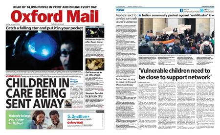 Oxford Mail – January 27, 2020