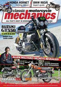 Classic Motorcycle Mechanics - April 2016