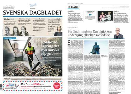 Svenska Dagbladet – 21 april 2018