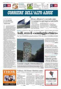 Corriere dell'Alto Adige - 9 Novembre 2017