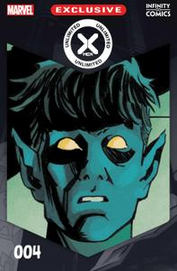 X Men Unlimited Infinity Comic 004 (2021) (Digital Mobile) (Infinity Empire