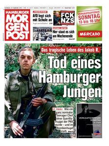 Hamburger Morgenpost – 28. September 2019