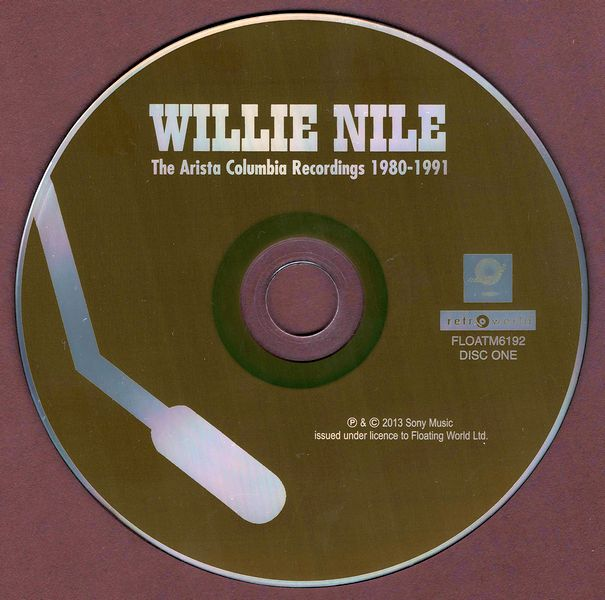 Willie Nile - The Arista Columbia Recording 1980-1991 (2013)