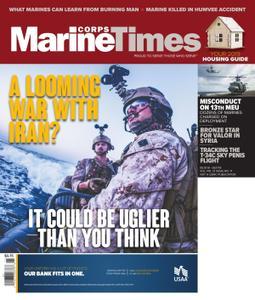 Marine Corps Times – June 2019