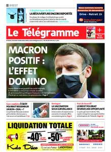 Le Télégramme Brest – 18 décembre 2020
