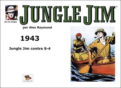 Jungle Jim - Tome 6 (Int. 1943)