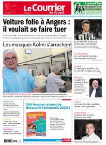 Le Courrier de l'Ouest Angers – 28 janvier 2020