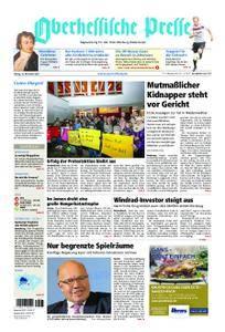 Oberhessische Presse Marburg/Ostkreis - 10. November 2017